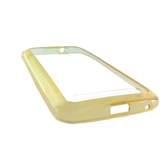 Clear TPU Jelly Case for Asus Zenfone 2 Laser 5.5 ZE550KL (Clear)