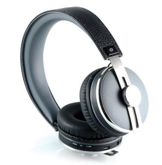 Cliptec PBH-402-02 Bluetooth Wireless Headset (Gray)