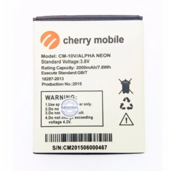 CM-8Y Cherry Mobile battery Price Philippines