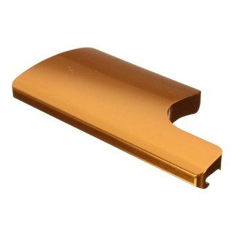 CNC Aluminum Alloy Back Door Clip Lock Buckle for GoPro Hero 4 3+Housing Gold