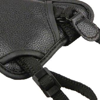 Cocotina DSLR Camera Faux Leather Grip Wrist Strap - picture 2