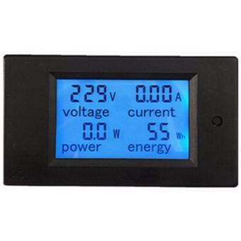(COD) AC Power Meter 4 in 1 Volt, Current, Power, Watt-Hour Meter