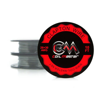 Coil Master Clapton Wire 26+30 AWG Price Philippines