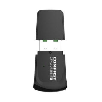 Comfast Bluetooth 4.0 and Wifi Receiver 2-in-1 Wireless USB Dongle - 2