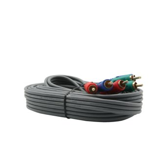 COMMANDER XLV-393/3.0 3 RCA Plugs to 3 RCA 3m Plugs Component Video Cable
