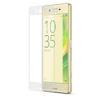 Complete Covering for Sony Xperia X Tempered Glass Screen Guard Film Anti-explosion - Transparent - intl