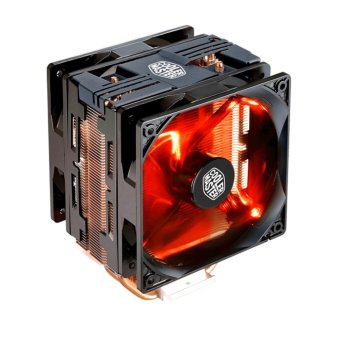 Cooler Master Hyper 212 LED Turbo CPU Cooler - BLACK
