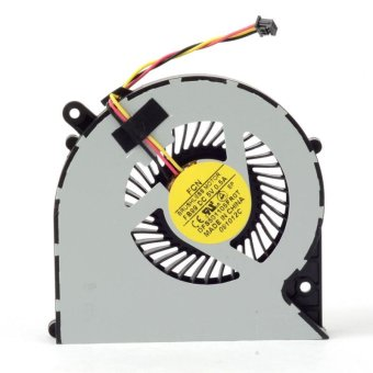 Cooling Fan CPU Cooler Power 5V 0.5A Fit For Toshiba C850/C870/L8503pin P0.44 - intl