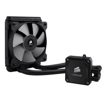 Corsair Cooling Hydro Series H60 High-performance CPU Cooler Price Philippines