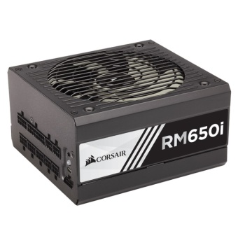 CORSAIR RMi Series RM650i 650 Watt 80 PLUS Gold Certified FullyModular PSU