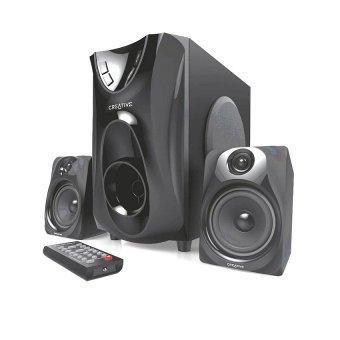 Creative SBS E2400 2.1 Channel Multi-Purpose Home Theater System Black 2015