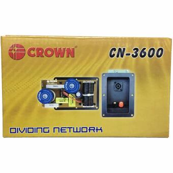 Crown CN-3600 Dividing Network 600W