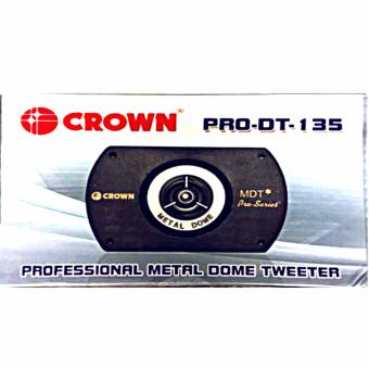 Crown PRO-DT-135 Professional Metal Dome Tweeter