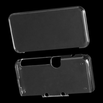 Crystal Case Protector Cover for New Nintendo 2DS XL - intl - 3