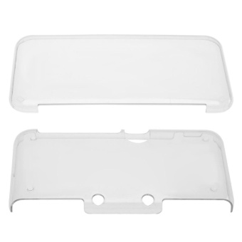 Crystal Case Protector Cover for New Nintendo 2DS XL - intl