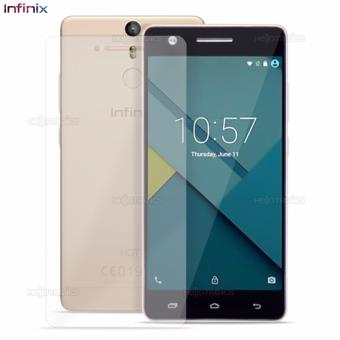 Crystal Clear Tempered Glass for Infinix Hot S
