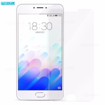 Crystal Clear Tempered Glass for Meizu M3 Note