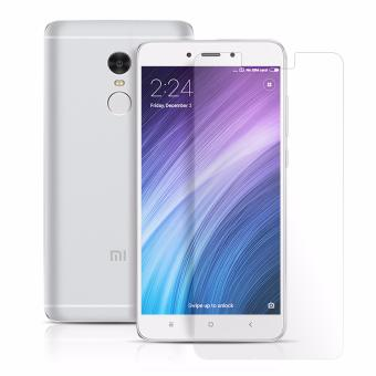 Crystal Clear Tempered Glass for Xiaomi Redmi Note 4