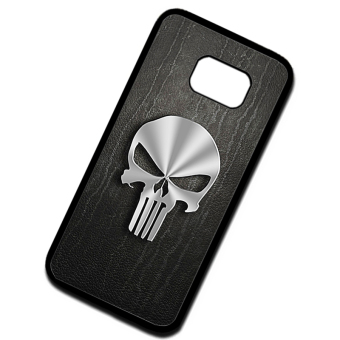 Custom Cool Skull Phone Case For Samsung Galaxy S6 edge plus - intl