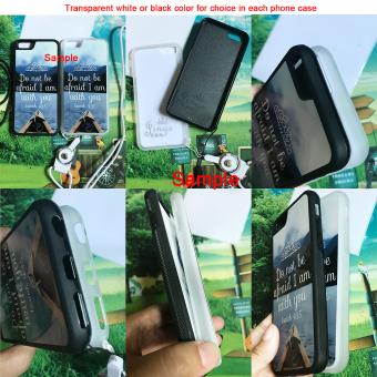 Custom Glitter Phone Case For Apple iPhone 4 4s - intl - 3