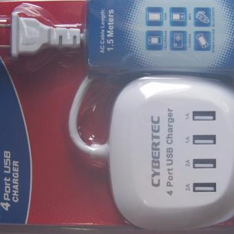 Cybertec 4port USB Charger