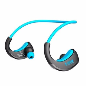 DACOM Armor Bluetooth Headphone Sport Earpods IPX5 Water-Proof Wireless Headset Anti-sweat Earphone with Microphone G06 - intl