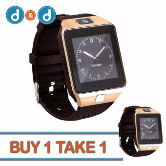 D&D DZ09 Bluetooth Touch Screen Smart Watch with Camera Buy 1 Take 1 Price Philippines