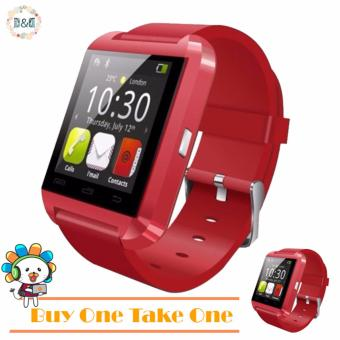 D&D U8 Bluetooth Smartwatch (BUY ONE TAKE ONE) Price Philippines
