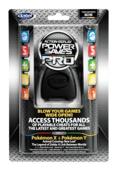 Datel Action Replay PowerSaves Pro for Nintendo 3DS