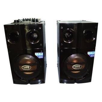 DB Audio PRO80 Professional Active System (Black)