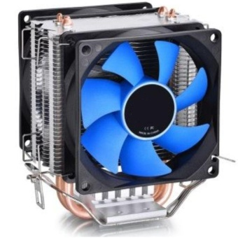 DEEPCOOL Dual Fans Dual Heatpipes CPU Cooler ICE EDGE MINI FSDUALBLADES for AM2/AM2+/AM3/AM3+/FM2/LGA775/1155/1156/1151/1150 -intl Price Philippines