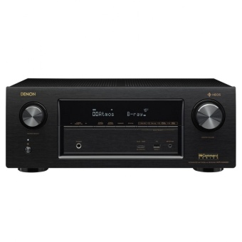 Denon AVR X2400H 7.2CH Surround Receiver with HEOS Price Philippines