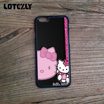 Design DIY For Apple iPhone 6/6S Case 4.7 Inch Custom Cute FashionHello Kitty Case - intl Price Philippines