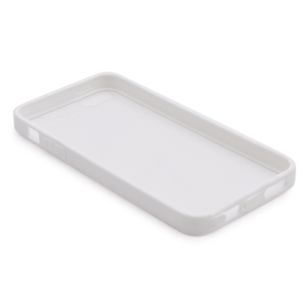 Digibabe Mirror Case for Apple iPhone 5 (White) - picture 2