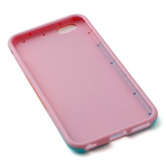 Digibabe Wallnut Case 3 for Apple iPhone 6 Plus (Light Pink) - picture 2