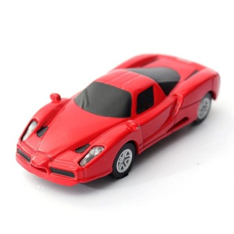 Digistore 16GB Sports Car Novelty USB Flash Drive (Red)