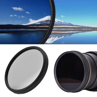 Digital Circular Polarizing CPL Threaded Universal Filter (40.5mm)- intl Price Philippines