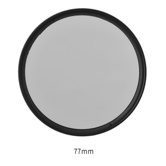 Digital Circular Polarizing CPL Threaded Universal Filter (77mm) -intl Price Philippines