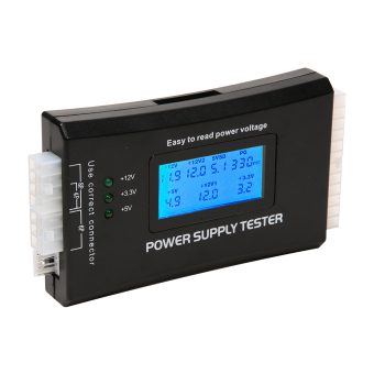Digital LCD Computer 20/24 Pin Power Supply Tester Price Philippines