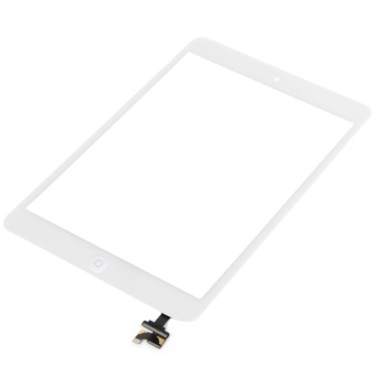 Digitizer Touch Screen Assembly for iPad mini (White)- - intl