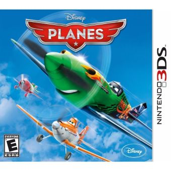 Disney Interactive Disney Plane Game for Nintendo 3DS