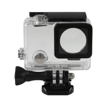 Diving 45M Waterproof Housing Protective Case For GoPro Hero 3+ 4 Camera - 5