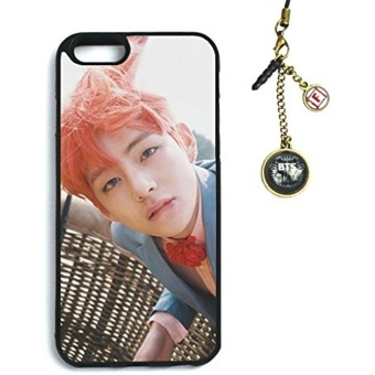 Diy Fanstown KPOP BTS Bangtan Boys in the mood for loveEPILOGUE:Young Forever iPhone 6/6s case + Dust plug charm (013) -intl Price Philippines