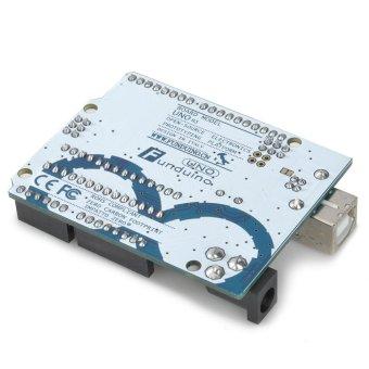 DIY Funduino UNO R3 Development Board Microcontroller w/ USB Cable - picture 2