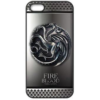 DiyCaseStore Unique Game of Thrones House Targaryen iPhone 5 5SBest Durable Cover Case Gift Idea - intl Price Philippines