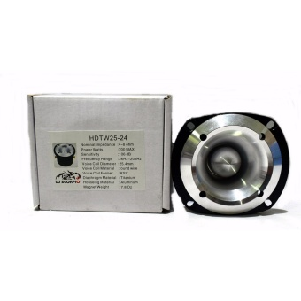 DJ SCORPIO TWEETER HDY 25-24 700W MAX and 8ohm Price Philippines