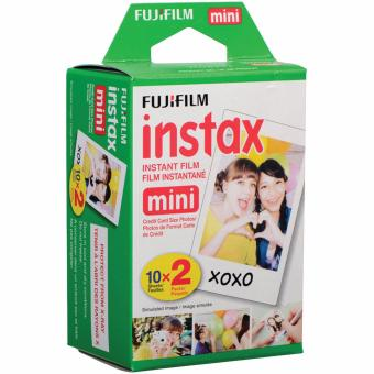 DNJ Fujifilm Instax Mini plain film Twinpack (20 sheets)