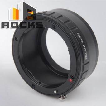 Dollice Lens Adapter Suit For Nikon Lens to Sony E Mount NEX Camera- intl