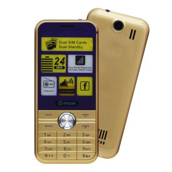 Dotpad D9 Basic Phone (Gold) Price Philippines