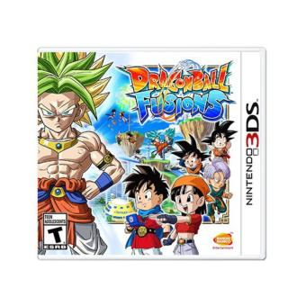 Dragon Ball Fusions 3D NINTENDO 2DS 3DS GAME BNEW CONDITION